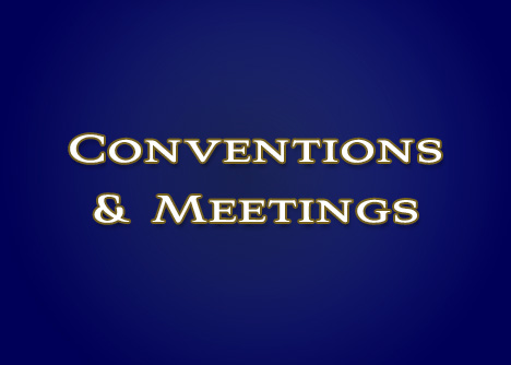 Conventions & Meetings