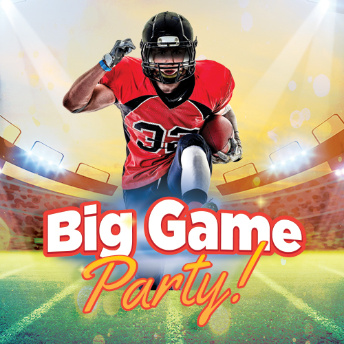Big Game Party at Rhythm City Casino Resort